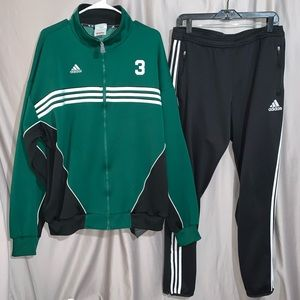 Men's Adidas outfit